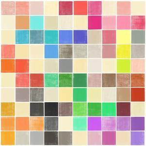 Colourquilt III by Garima Dhawan