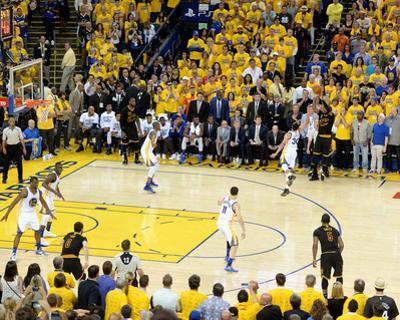 2016 NBA Finals - Game Seven by Garrett Ellwood