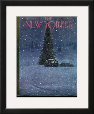 The New Yorker Cover - December 27, 1947 by Garrett Price