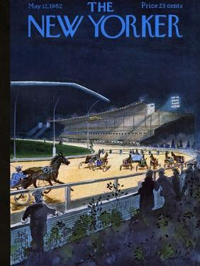 The New Yorker Cover - May 12, 1962 by Garrett Price