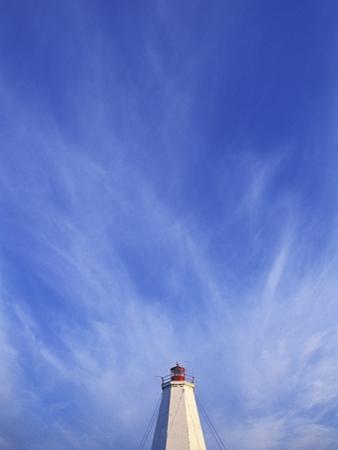 Swallowtail Lighthouse, Grand Manan Island, New Brunswick, Canada by Garry Black