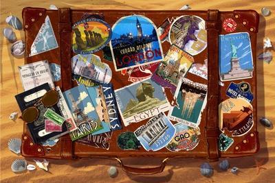 Cintage Travel Case