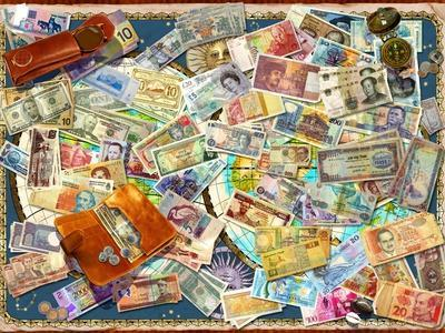 Currency Map (Variant 1)