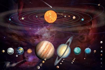 Solar System 1 (Variant 1)