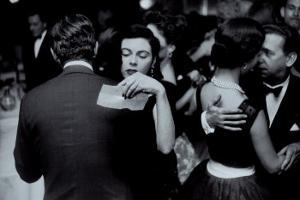 El Morocco, 1955 by Garry Winogrand