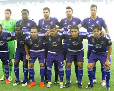 Mls: Orlando City SC at LA Galaxy by Gary A Vasquez