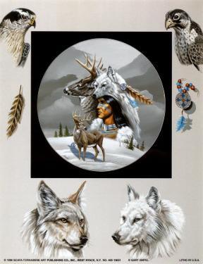 Born Hunters by Gary Ampel