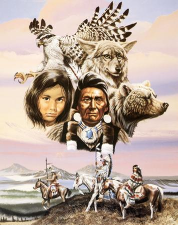Flight Of The Tribe by Gary Ampel