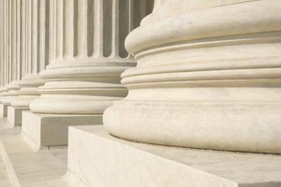 US Supreme Court Columns by Gary Blakeley