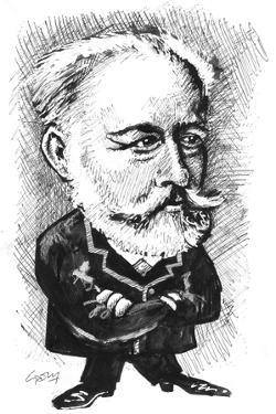 Tchaikovsky by Gary Brown