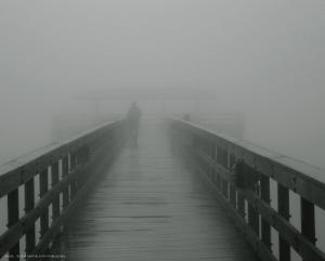 Into the Fog II by Gary Bydlo