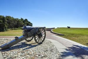 Fort Macon by Gary Carter