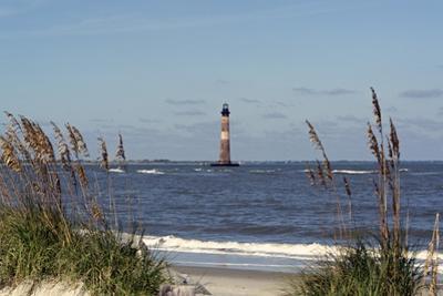 Morris Island Lighthouse - Folly Beach, SC by Gary Carter