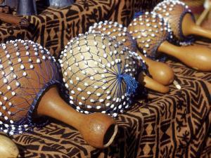 African Musical Instruments by Gary Conner