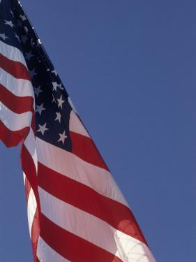 American Flag by Gary Conner