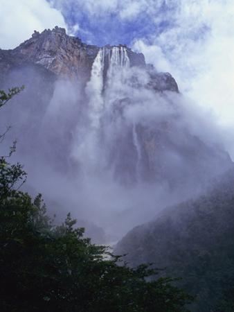 Angel Falls, Canaima, Venezuela by Gary Cook