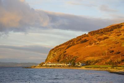 Catacol, Isle of Arran, North Ayrshire, Scotland, United Kingdom, Europe by Gary Cook