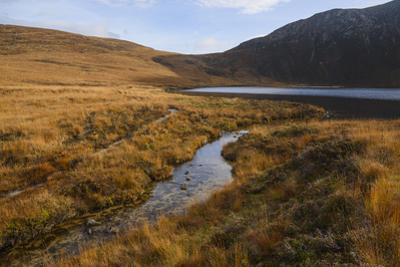Coire-Fhionn Lochan, Isle of Arran, North Ayrshire, Scotland, United Kingdom, Europe by Gary Cook