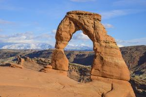 Delicate Arch, Arches National Park, Utah, United States of America, North America by Gary Cook