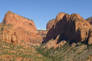 Kolob Canyons, Zion National Park, Utah, United States of America, North America by Gary Cook