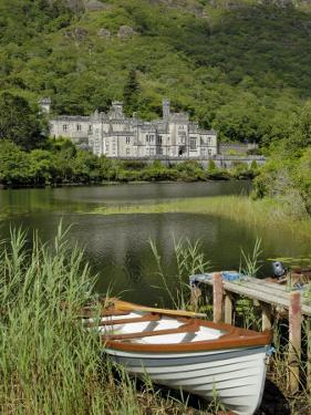 Kylemore Abbey, Connemara, County Galway, Connacht, Republic of Ireland by Gary Cook