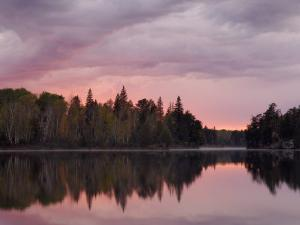Malberg Lake, Boundary Waters Canoe Area Wilderness, Superior National Forest, Minnesota, USA by Gary Cook