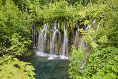 Plitvice Lakes National Park, UNESCO World Heritage Site, Croatia, Europe by Gary Cook