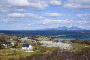 Portuairk, Ardnamurchan Peninsula, Lochaber, Highlands, Scotland, United Kingdom by Gary Cook