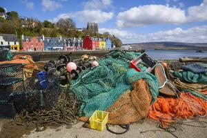 Tobermory Harbour, Isle of Mull, Inner Hebrides, Argyll and Bute, Scotland, United Kingdom by Gary Cook