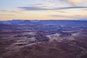 Green River Overlook by Gary