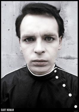 Gary Numan- Portrait