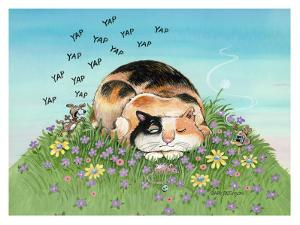 Cat-titude by Gary Patterson