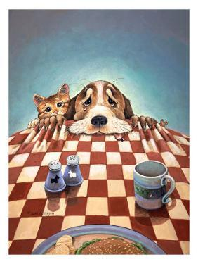 Dinner for Two by Gary Patterson