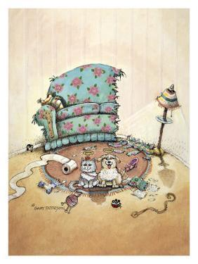 Home Alone by Gary Patterson