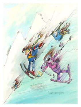 Icy Conditions by Gary Patterson