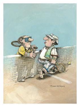Sportmanship by Gary Patterson