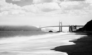 Golden Gate Bridge in San Francisco by Gary718