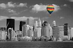 Lower Manhattan Skyline by Gary718