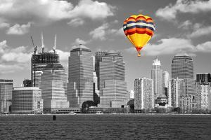The Lower Manhattan Skyline by Gary718