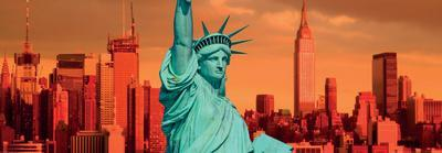 The Statue of Liberty-New York City