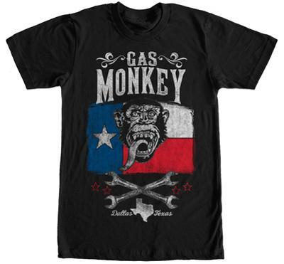 Gas Monkey- Lone Star