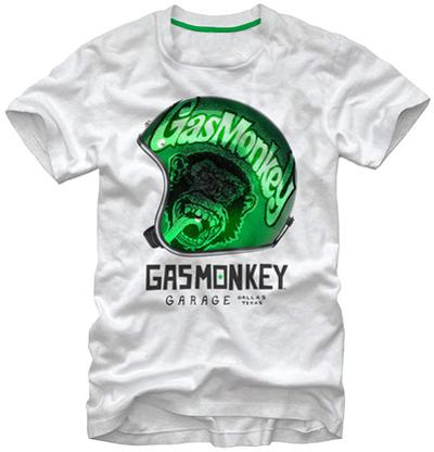 Gas Monkey- Starred