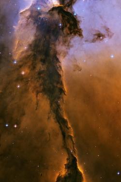 Gas Pillar In the Eagle Nebula
