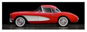 Corvette Chevrolet by Gasoline Images