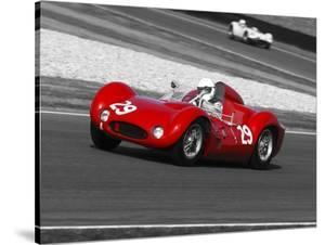 Historical race-cars by Gasoline Images