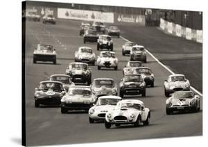Silverstone Classic Race by Gasoline Images