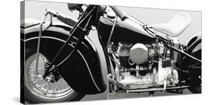 Vintage American bike by Gasoline Images
