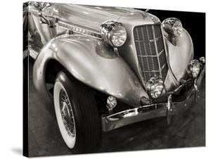 Vintage Roadster by Gasoline Images