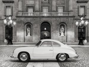 Vintage sports-car 2 by Gasoline Images