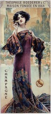 Champagne Roederer by Gaspar Camps